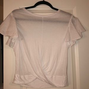 BP flutter sleeve T-shirt